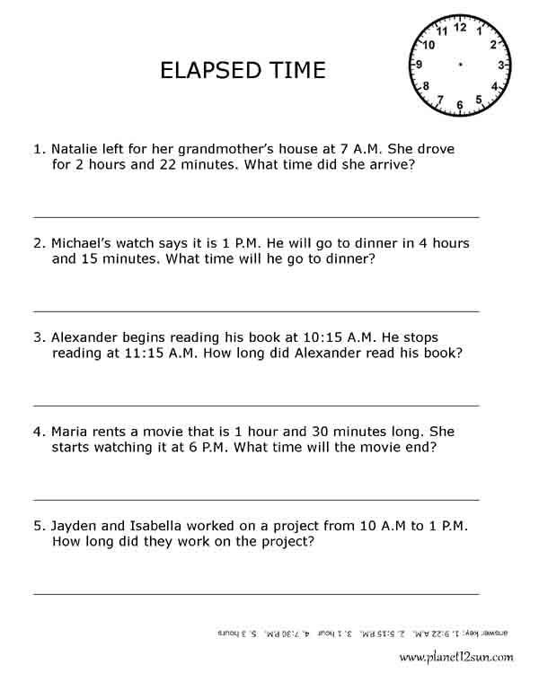 elapsed time 3rd grade worksheets free worksheets for kids 4th grade math worksheets. Black Bedroom Furniture Sets. Home Design Ideas