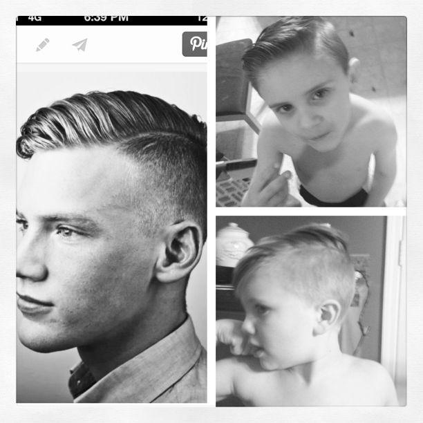 Boy hair cuts