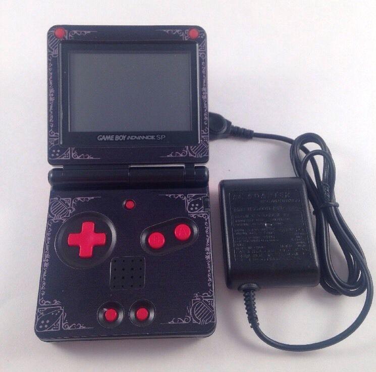 Custom Backlit Game Boy Micro Finally — Rulmeca Germany