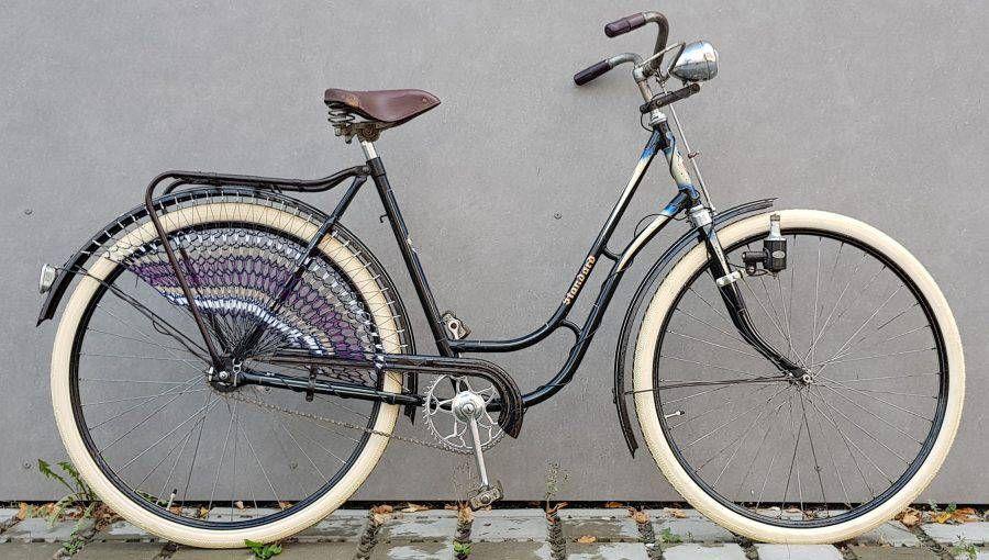 Oldtimer Damenrad Original Standard Vintage Fahrrad Fahrrad