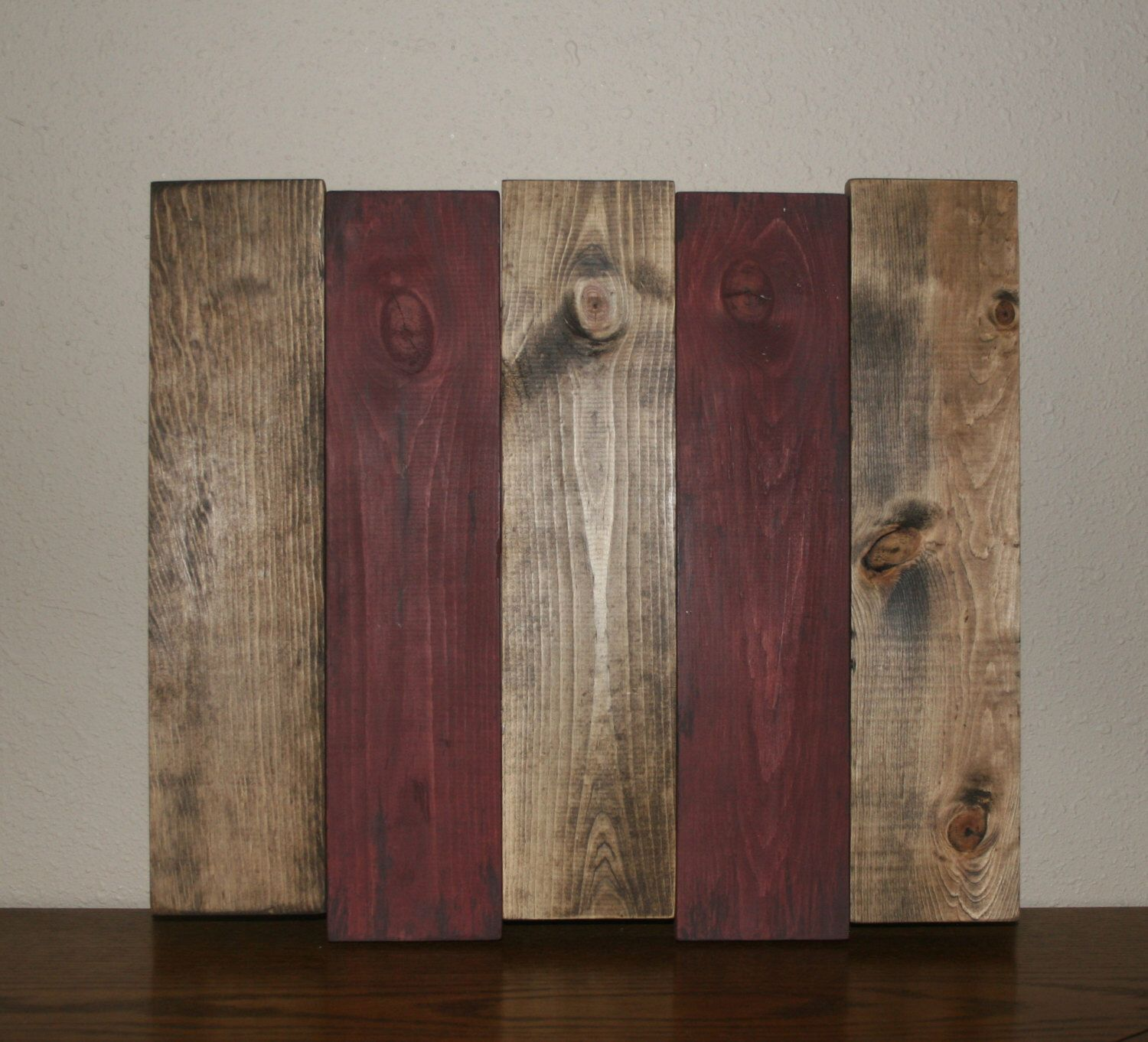 Blank Rustic Pallet Sign Reclaimed Wood Board Distressed Primitive Home Decor