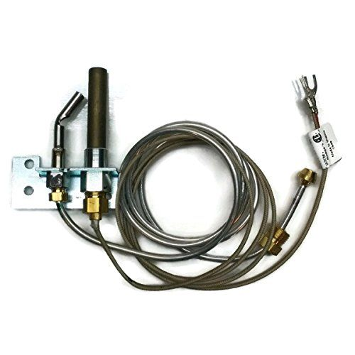 Real Fyre Pg 1 Pilot Assembly With Generator And Gas Supply Tube For Apk 10 And 11 Type Valves Natural Gas Re Fireplace Accessories Gas Supply 10 Things