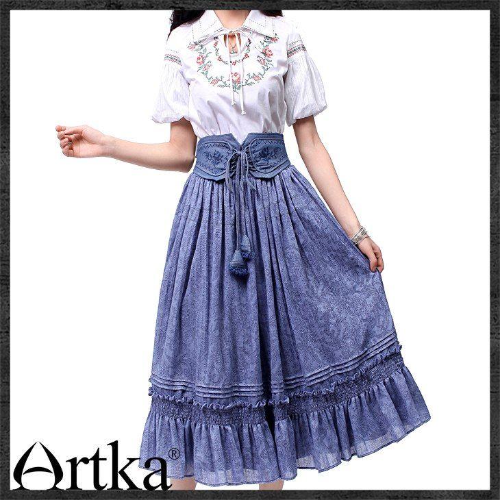 юбка и пояс бохо Artka | Skirts & Pants | Pinterest | Vestidos de ...