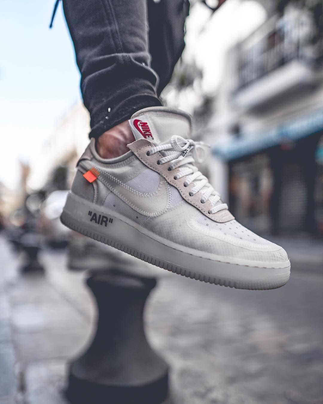 Off White X Nike Alle News Und Releasedates Der Beruchtigten Collabo Turnschuhe Nike Schuhe