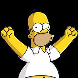 نتيجة بحث Google عن الصور حول Cdn Icon Icons Com Icons2 21 Png 256 Toons Homer Simpson Homersimpson 2381 P Homer Simpson Simpsons Cartoon Simpsons Art