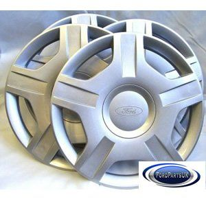 Ford Fiesta MK6 14-inch Wheel Trims (Set of 4)