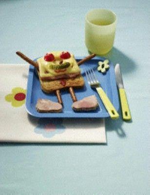 Sponge Bob-Hawaii Das Rezept für Sponge Bob-Hawaii und weitere kostenlose Rezepte auf