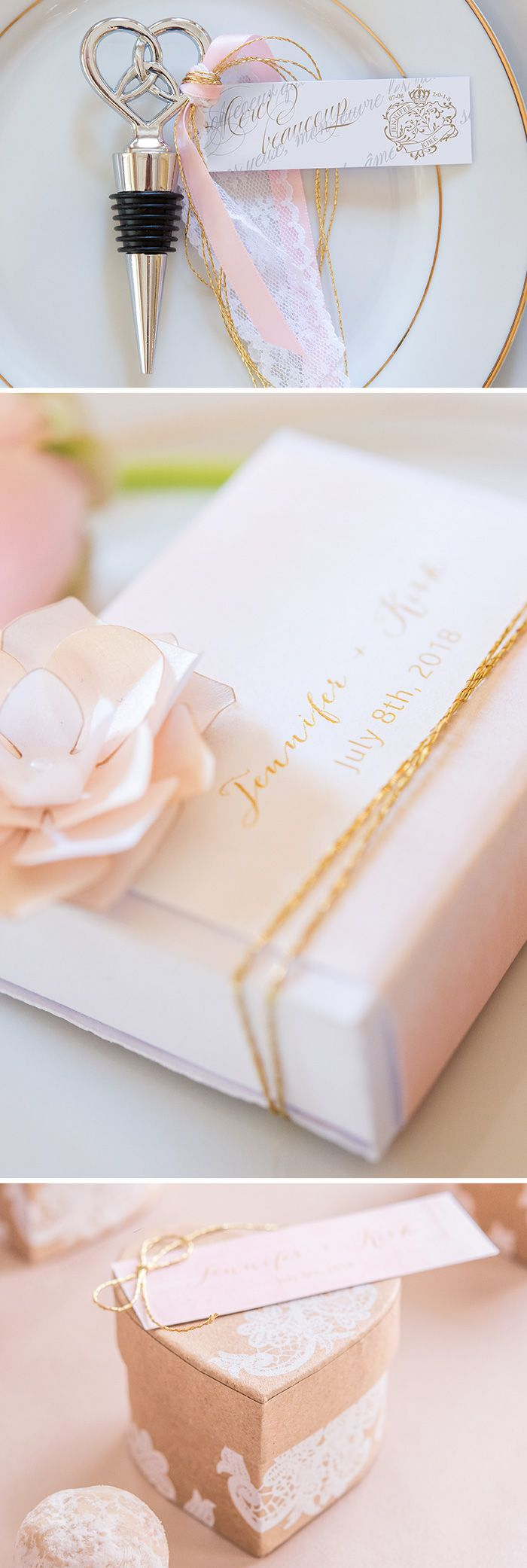 These adorable wedding favor ideas are sure to impress your guests ...