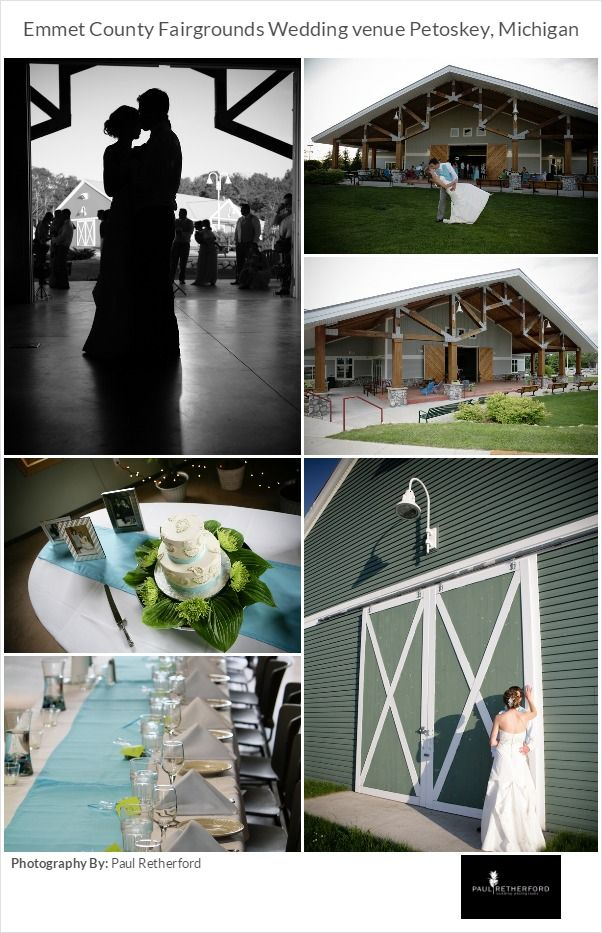 Wedding Venue Petoskey Michigan Photo