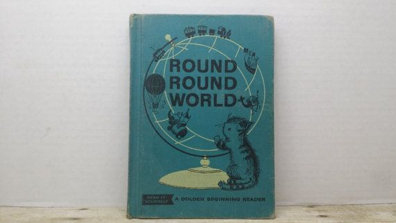 Round Round World 1960 Golden Beginning by RandomGoodsBookRoom