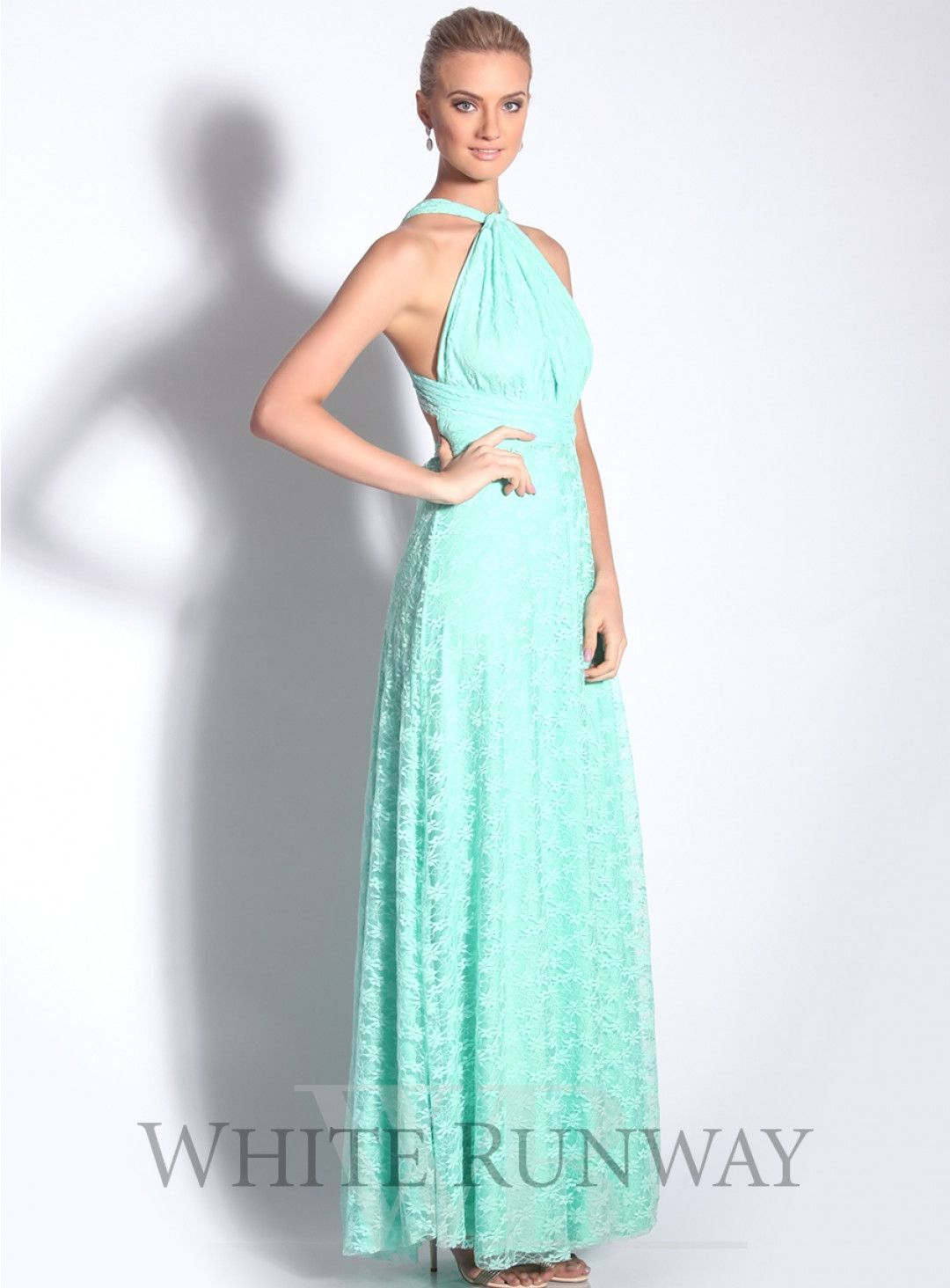 Lace multiway gown dresses are custom made to order so no the goddess by nature lace multiway dress available in 8 colours and can be worn over 30 different way to suit every figure ombrellifo Images