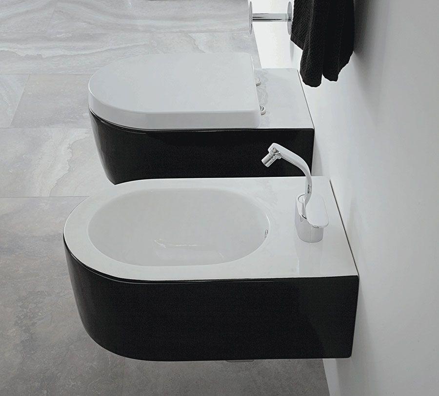 Sanitari Neri Tanti Modelli Di Design Per Un Bagno Raffinato