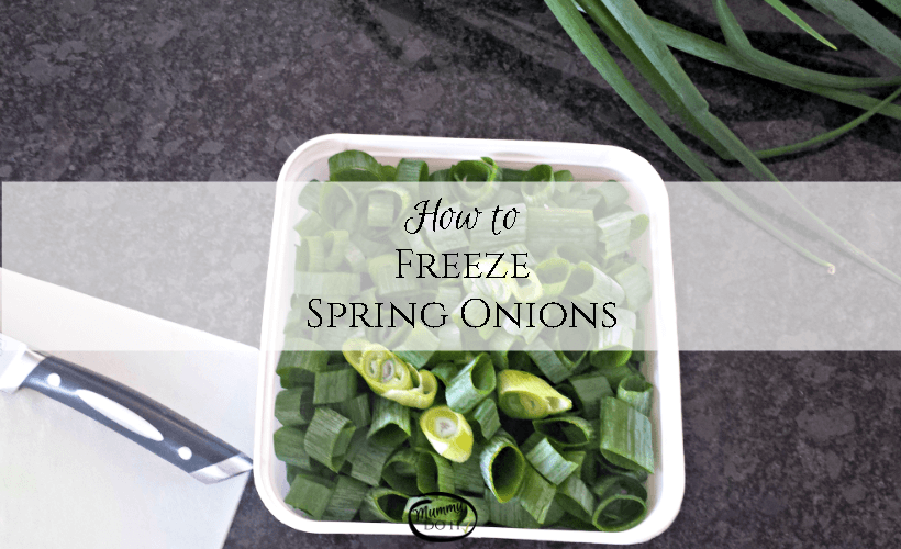 How to freeze spring onions Frozen, Onion, Spring onion