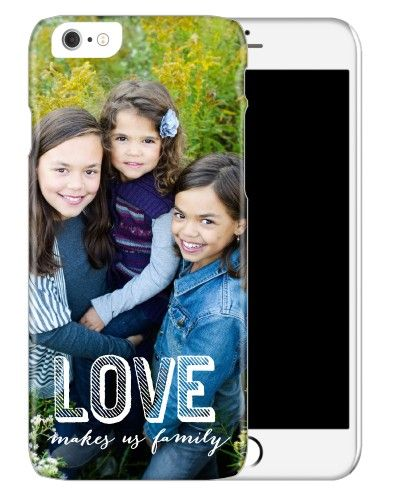 purchase cheap d2a8f 7bbf6 Love Makes Family Custom iPhone Cases | Products | Custom iphone ...