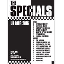 The Specials UK Tour 2016 tickets