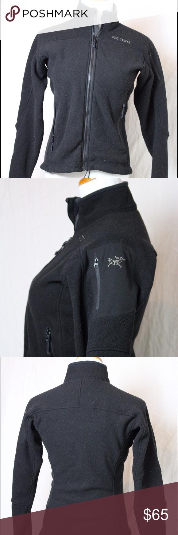 Arc Teryx Women S Small Jacket Women S Small Polartec Technology