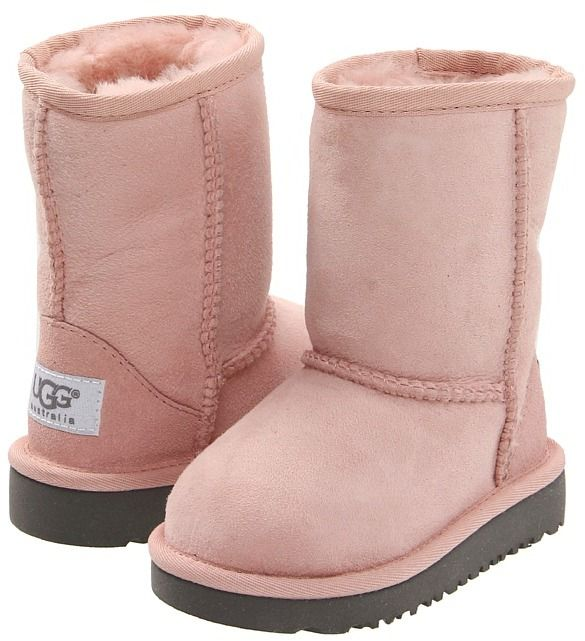 696ac80cf55 UGG Classic (Toddler/Little Kid) (Baby Pink) - Footwear on shopstyle ...