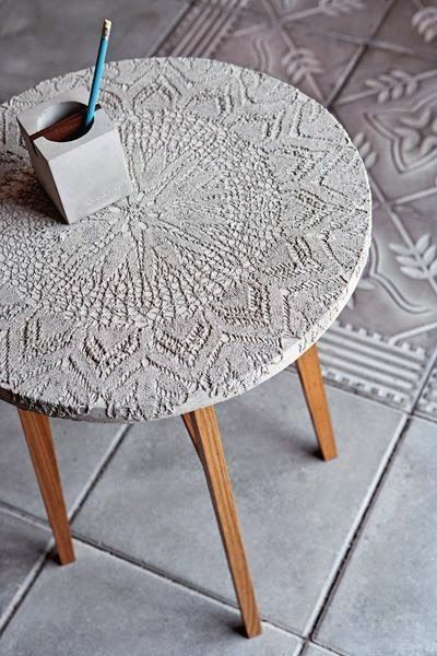 Photo of Crafts with concrete – creative ideas to make yourself