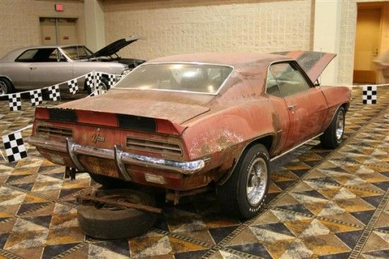 We Found This Barn Find At The Forge Muscle Car Show In It - Find car shows
