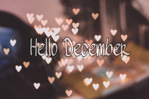Wallpapers #hellodecemberwallpaper
