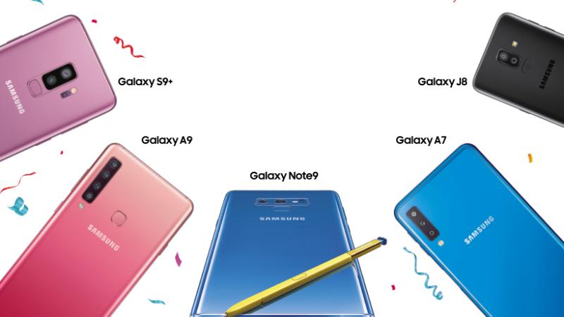 Samsung Smartphones Samsung Galaxy Samsung Galaxy