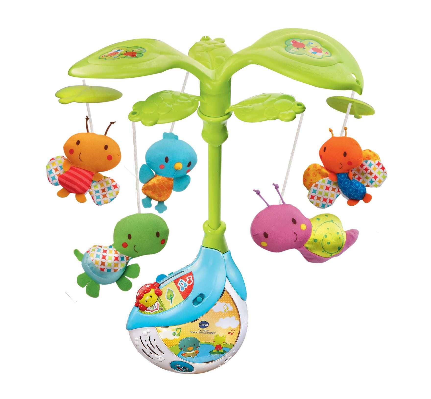 Crib mobile babies r us - Vtech Baby Lil Critters Musical Dreams Mobile Calm Your Child With This Relaxing Vtech