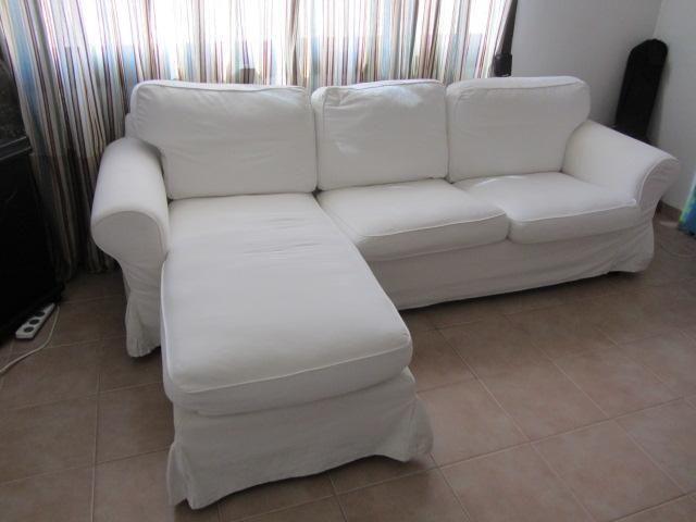 Dubizzle Dubai | Sofas, Futons, U0026 Lounges: 3 Seat Sofa + Chaise Longue
