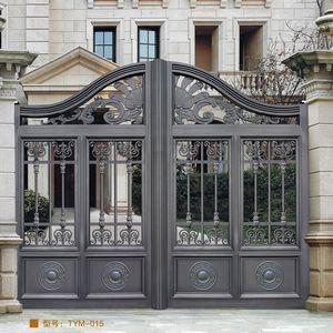 Source luxurious home front door designapartment designhouse gate grill designs on also best images iron fences gates doors rh uk pinterest