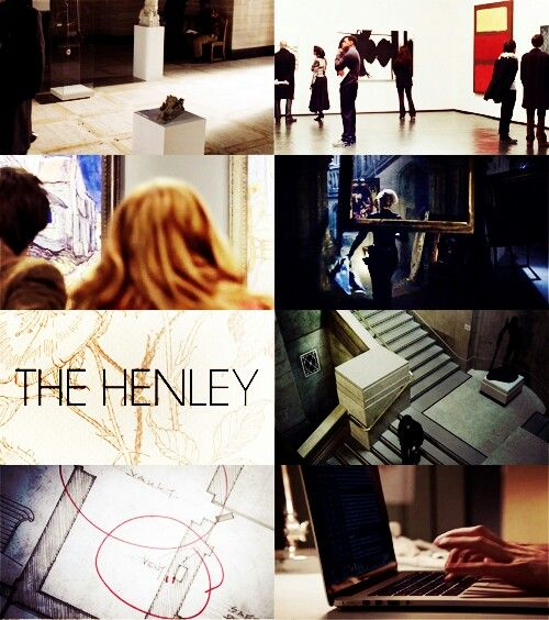 Heist Society tumblr
