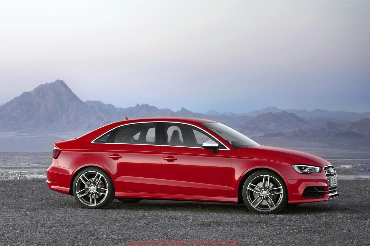Black Audi A3 Rocking a Set of Chrome JR Wheels — CARiD ...  |Audi A3 Sedan Black Rims