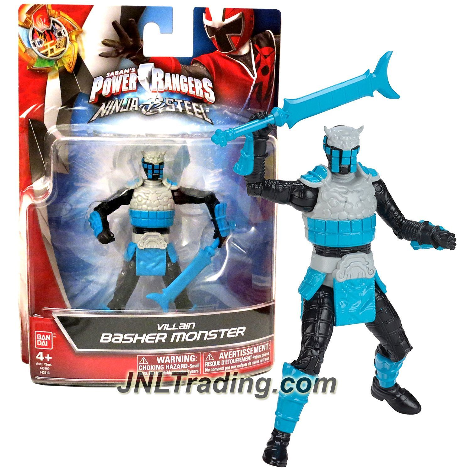 Sabans Power Rangers Movie Then and Now Blue Ranger Action Figure Set 5 Inches Bandai America