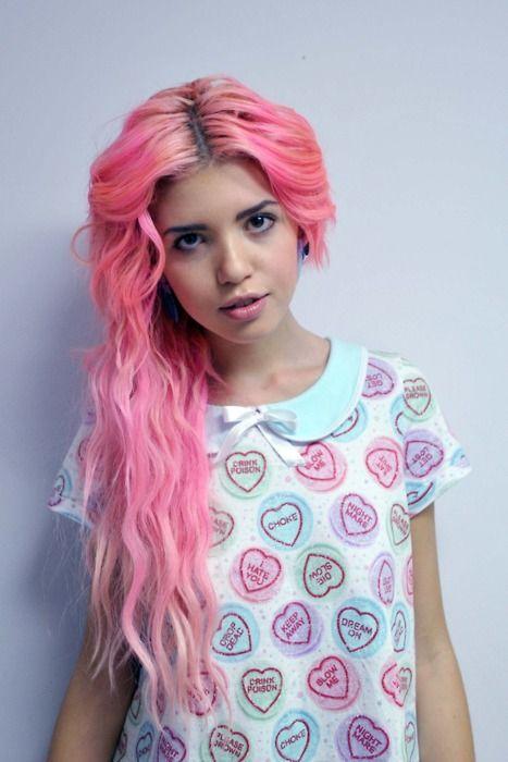 Pink Hair Dark Skin Pink Hair Bright Hair Hair Color For Dark Skin