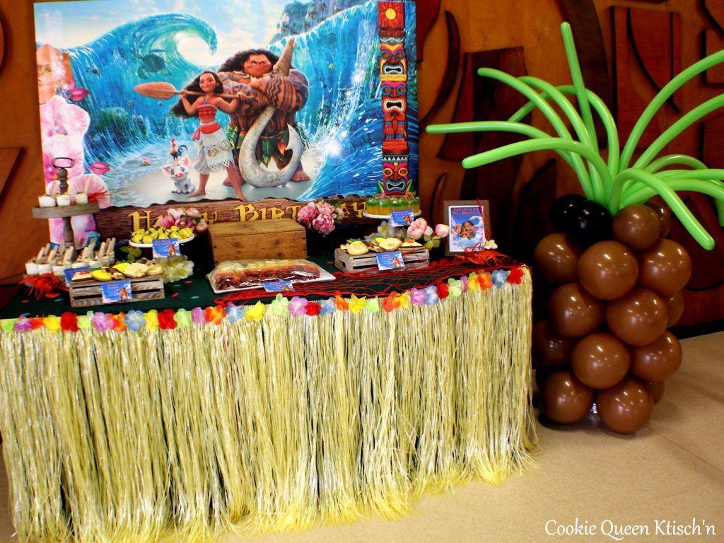 Moana Party Supplies - Lifes Little Celebration | Moana party ...