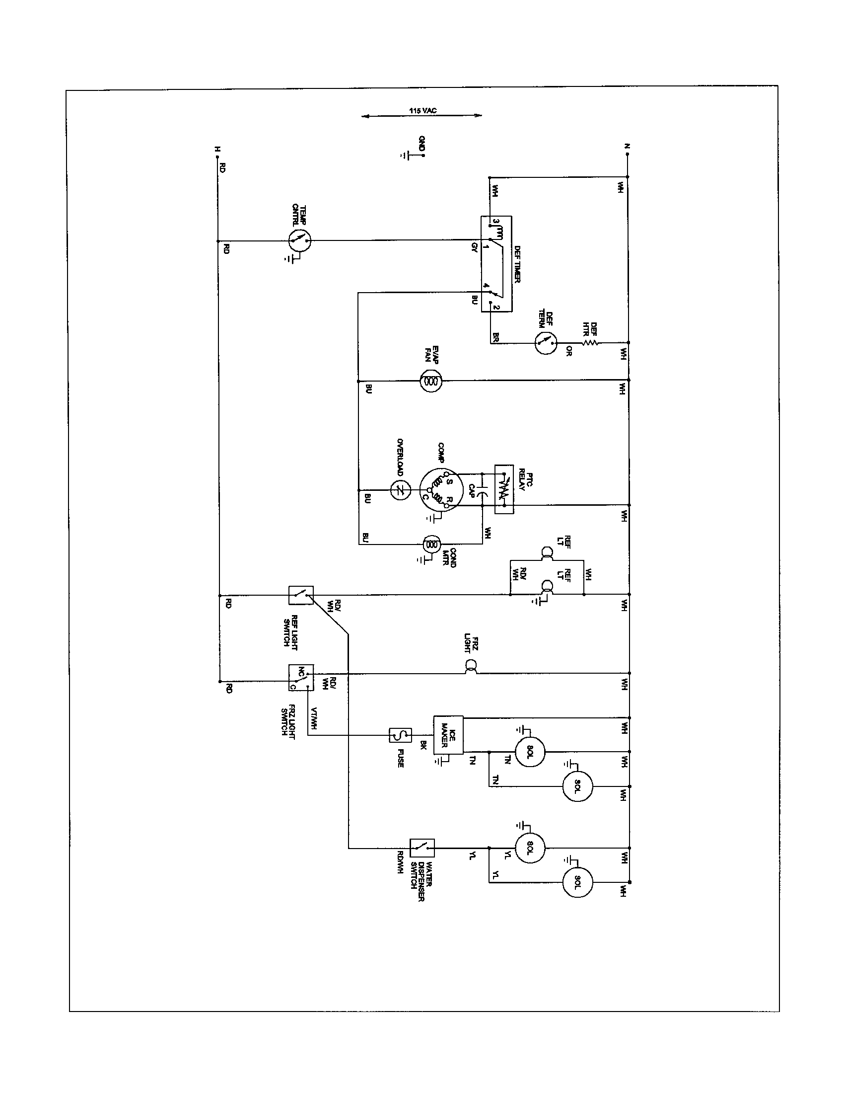 New Wiring Diagram Ice Maker Diagrams Digramssample Diagramimages Wiringdiagramsample Wiringdiagram Check More At Https Nostoc Co W Diagram Wire Bazooka