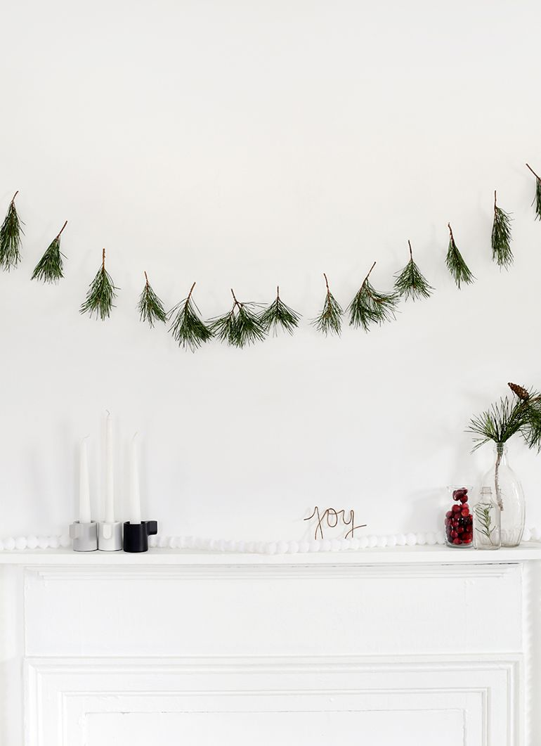 8 DIY erfrischende grüne Dekorationen für Weihnachten | Diyundhaus.com
