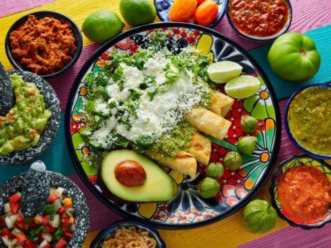 15 recetas de salsas mexicanas para tacos, enchiladas y ...