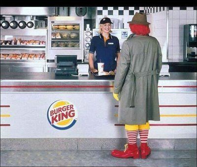 Ronald McBurger