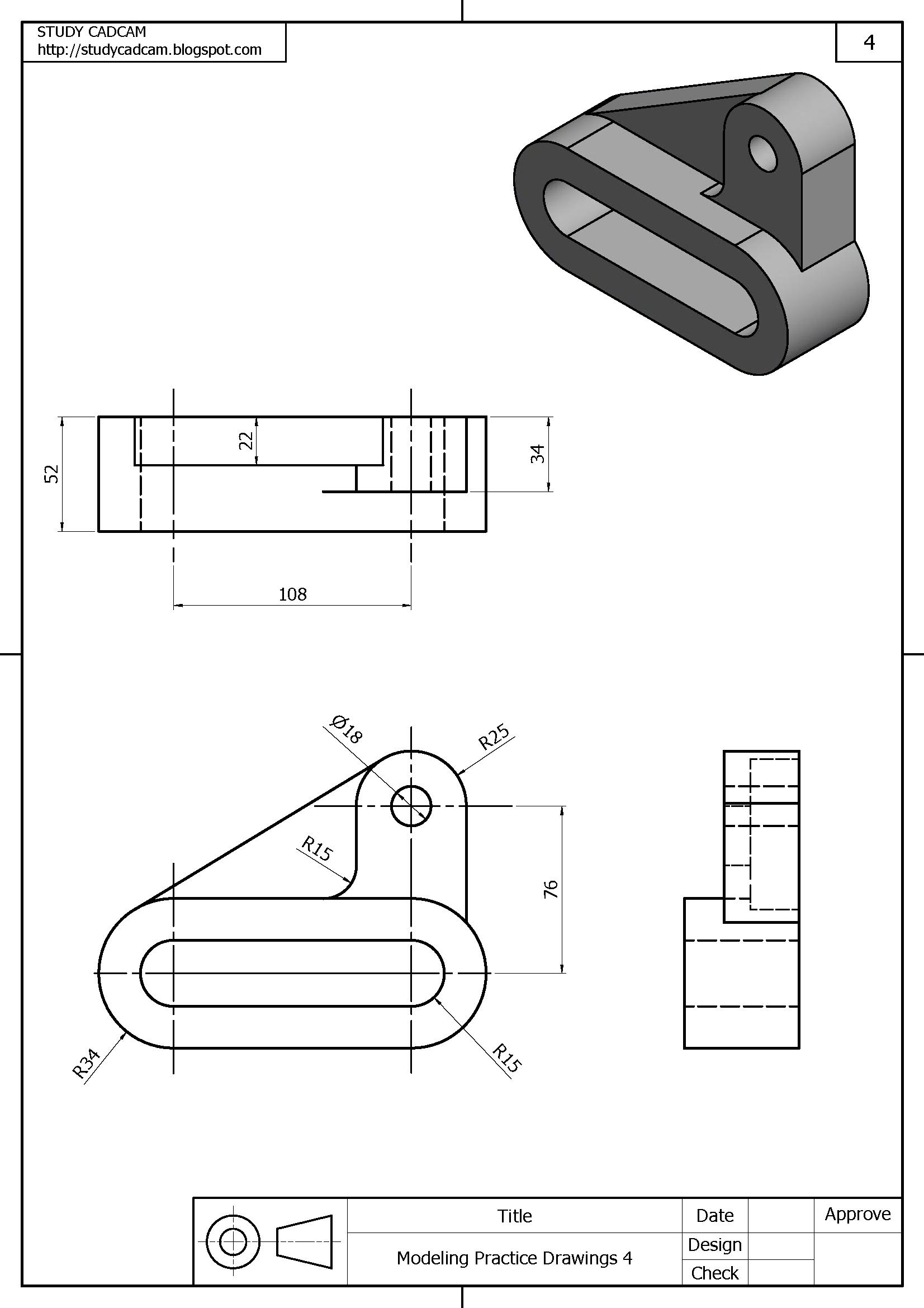 Pin by Muhammad Shafiq Bhatti on Autocad Design in 2019