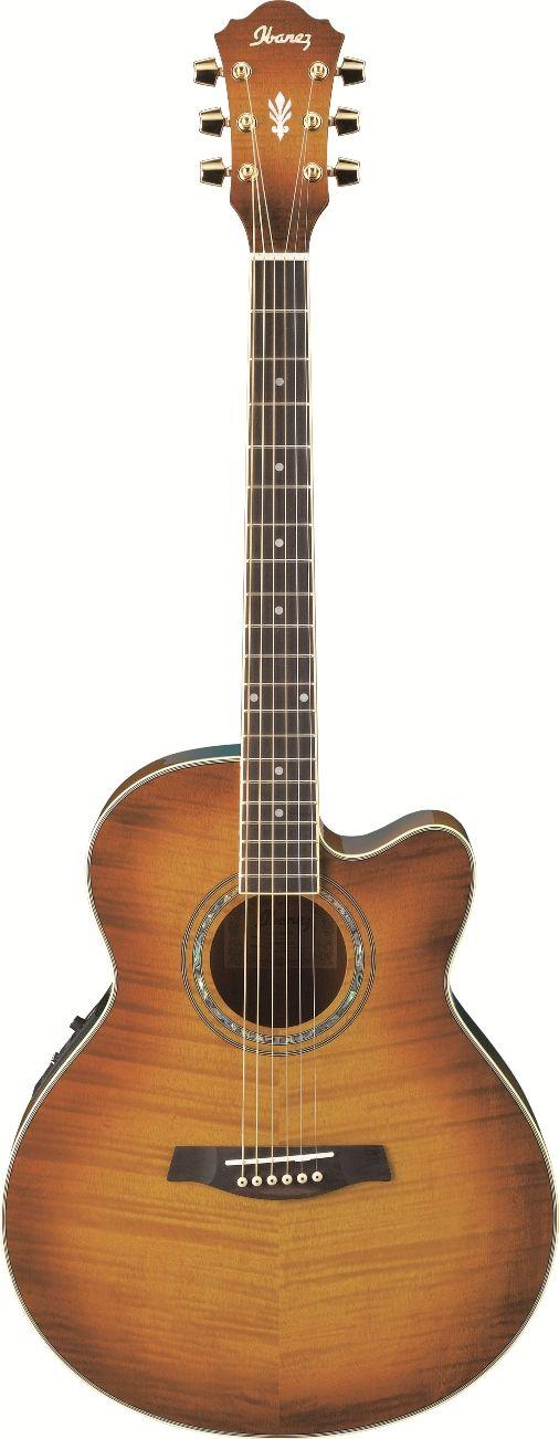 Ibanez Ael20evv Acoustic Guitar Ibanez Acoustic Guitar Acoustic Guitar Guitar