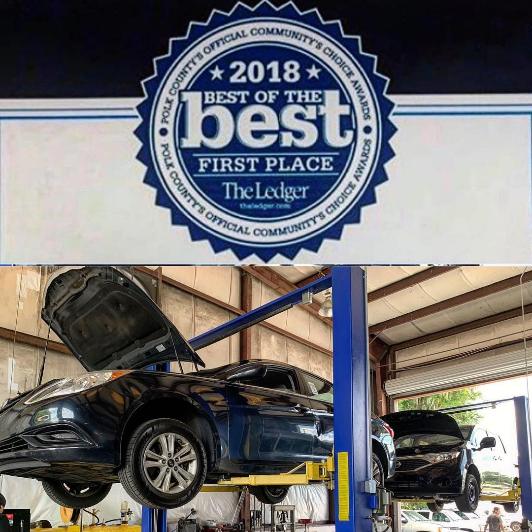 Give us a call for all your Auto🛠Repair needs...Voted Best