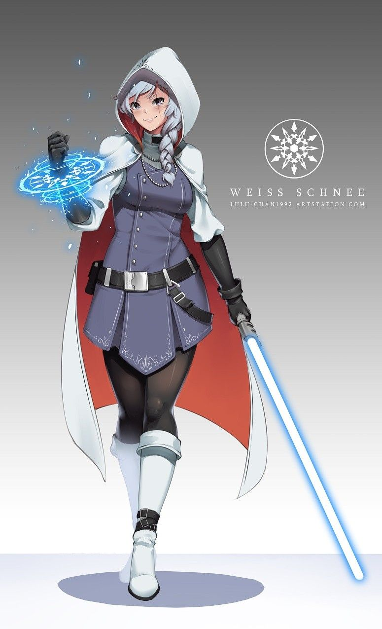 Artstation Rwby Master Schnee Luqman Nugraha Rwby Characters Rwby Anime Rwby Fanart