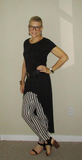 Black and White Stripes | Two Take on Style