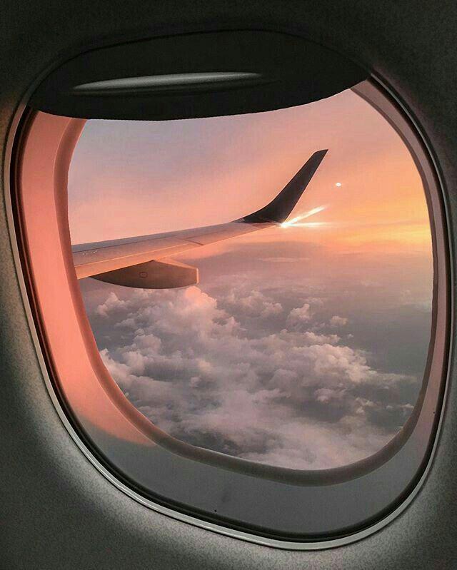 Skyy ♥ # cielo # flightaway # amanecer # anochecer