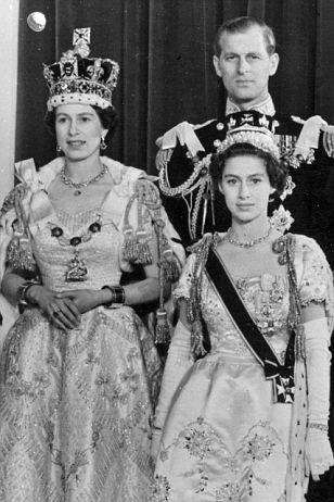 Coronation Day Royalty Queen Princess Elizabeth