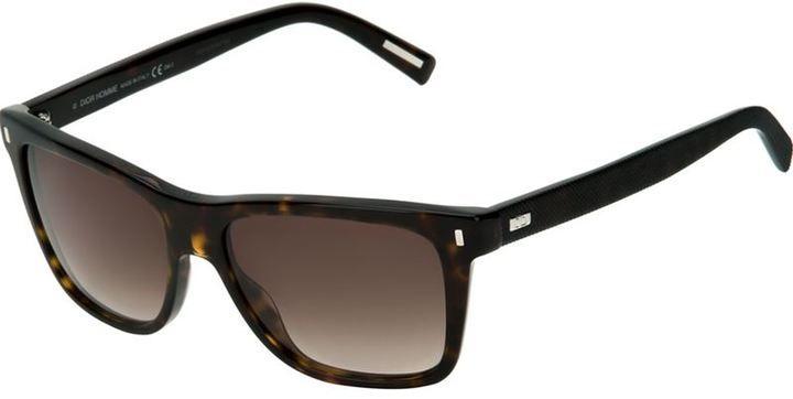 Dior Homme  Black Tie  sunglasses   Darker Shades For These Brighter ... 34e86bbe0001