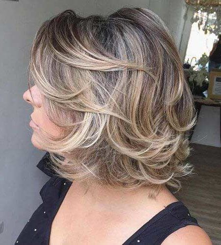 Schicke Kurze Frisuren Für ältere Damen Im Jahr 2019 Nice Hair