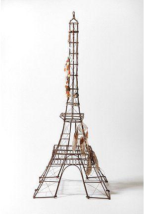 Eiffel Tower jewlery stand