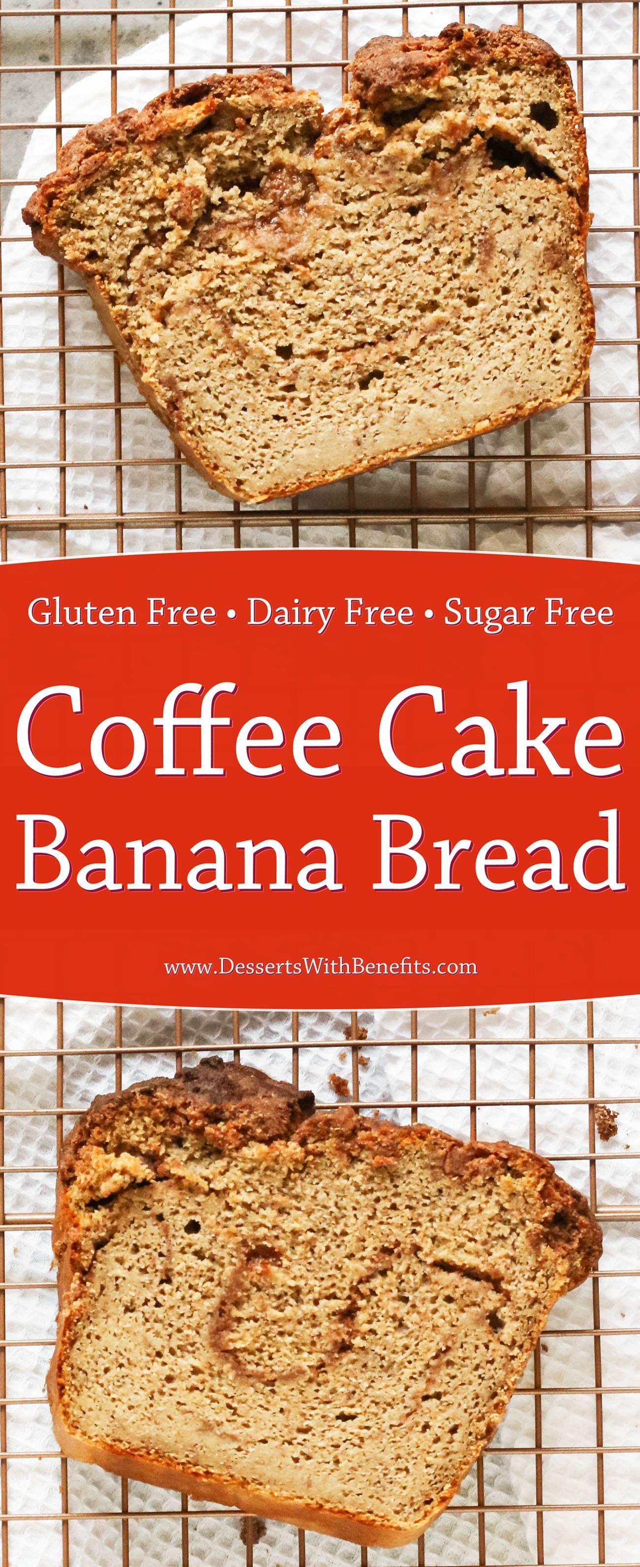 Healthy coffee cake banana bread recipe pinterest coffee cake healthy coffee cake banana bread recipe pinterest coffee cake high protein and banana bread forumfinder Image collections