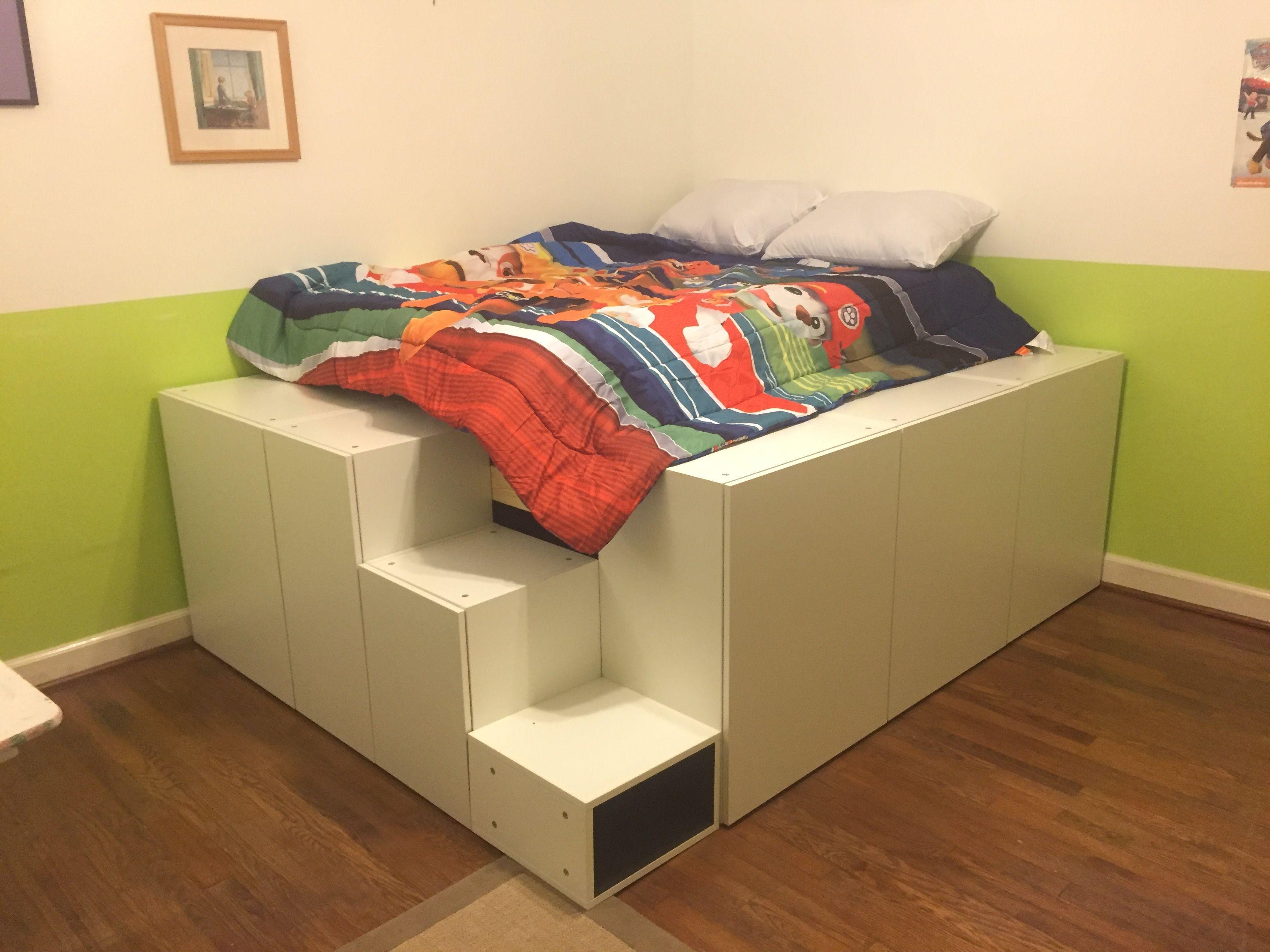 Bedbuilder Davis Family Kennedy room ideas Pinterest