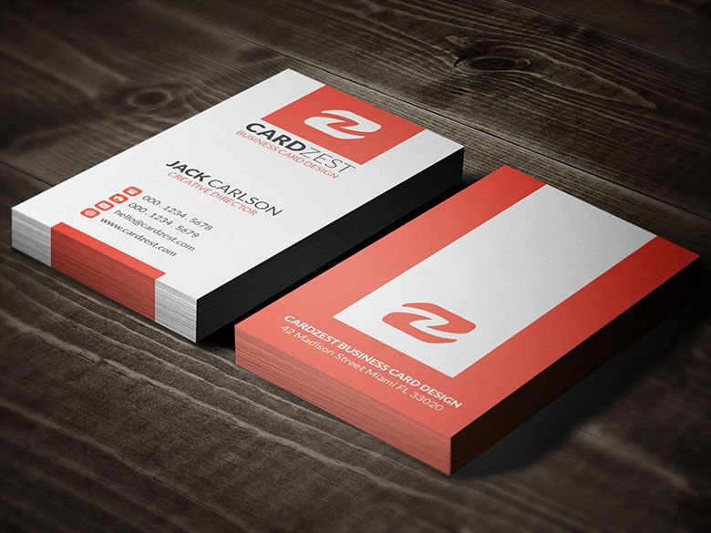 Pin by businesscardjournal on free business card templates free business cards fbccfo Image collections